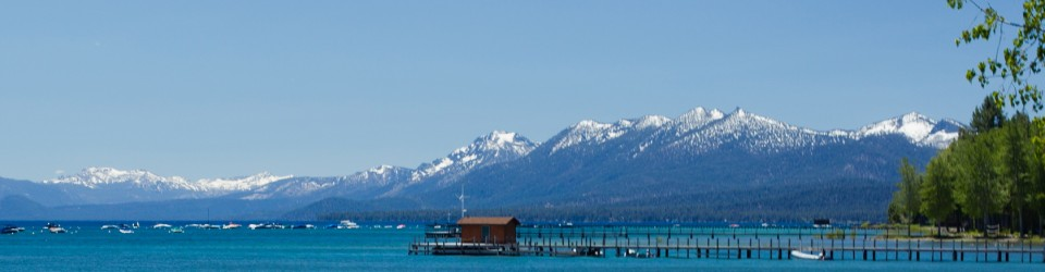 Tahoe City Pier 960x350
