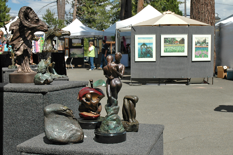 Tahoe City Art by the Lake