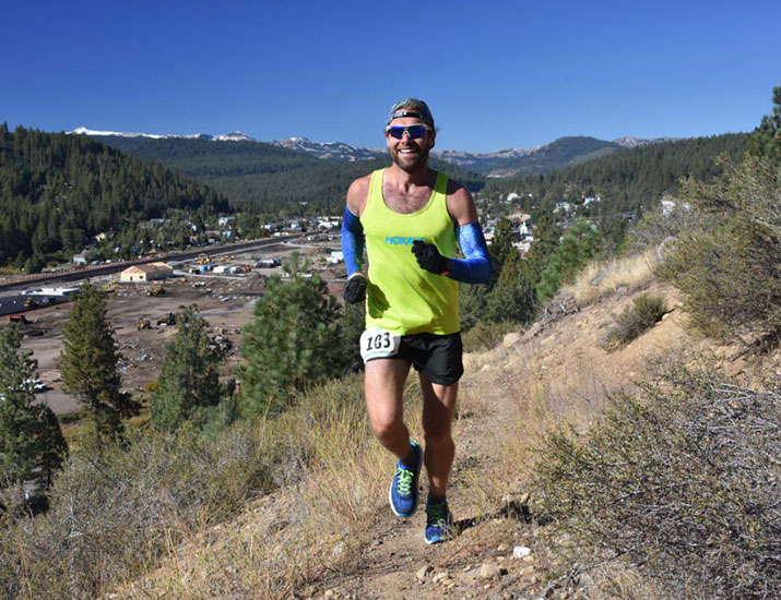 September 2018 Truckee Marathon